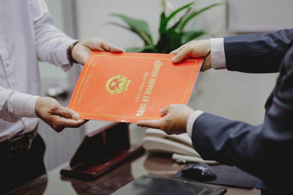 Dịch vụ thành lập doanh nghiệp trọn gói giá rẻ chuyên nghiệp Tphcm
