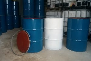 Thu mua thùng phi sắt phế liệu giá cao